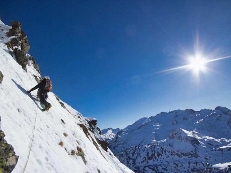 Curs tècnic d'alpinisme