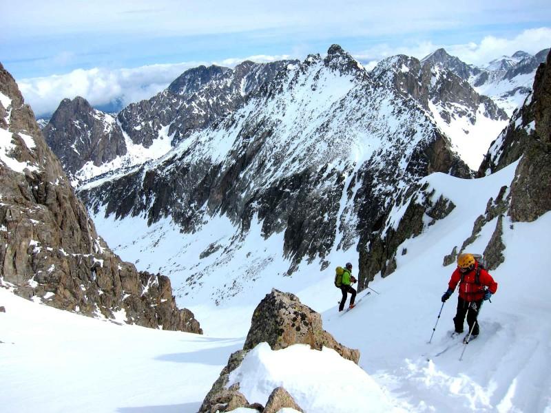 Curs esquí muntanya/alpinisme