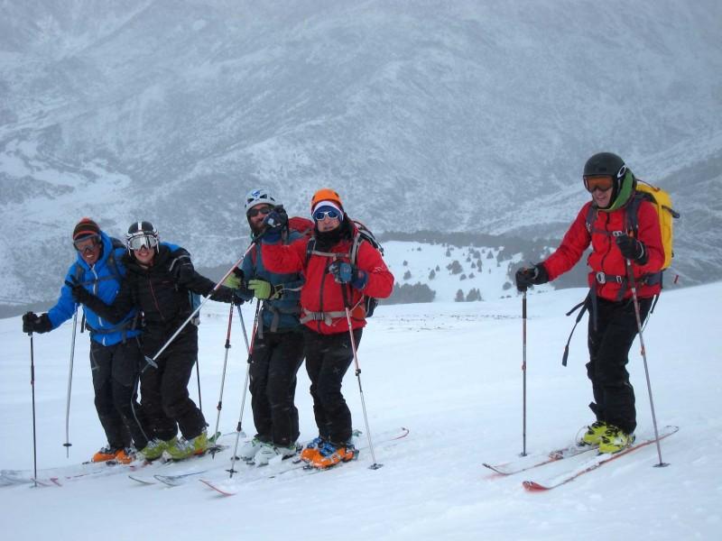 Curs esquí neus no tractades