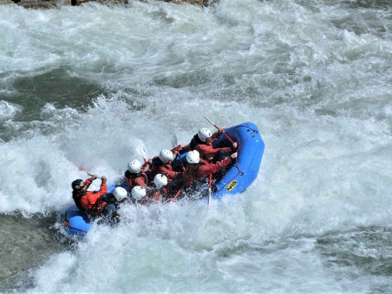 Rafting Pallaresa