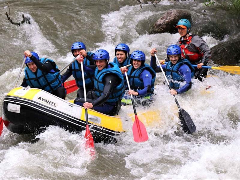 Rafting Ribagorçana